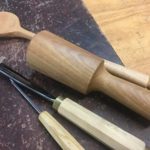 Wood Carving Mallet